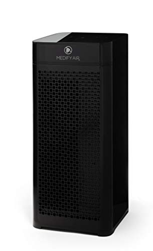 Medify MA-40 Air Purifier with H13 True HEPA Filter | 840 sq ft Coverage | for Smoke, Smokers, Dust, Odors, Pet Dander…