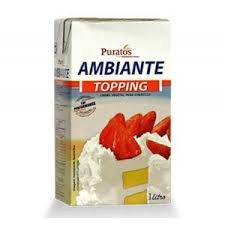 Ambiante non-dairy cream extra stable - 1 Ltr