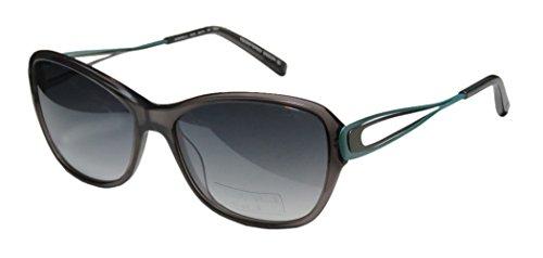 Koali 7270k Womens/Ladies Designer Full-rim Gradient Lenses Sunglasses/Eyewear (58-16-135, Gray / - Koali Sunglasses