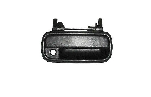Price comparison product image Toyota Pickup Black Outside Front Passenger Side Replacement Door Handle