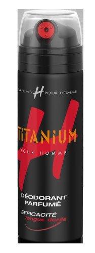 200 Homme Pour Déodorant Ml Titanium Atomiseur H OlkiwXZPuT