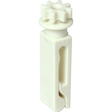 Package of 10 Stem For Vertical Window Blind White (Covering Treatment ()