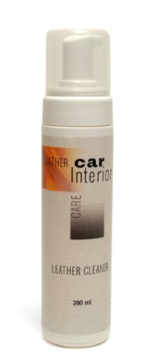 Leather Master Car Interior Leather Cleaner, 200 ml Pump