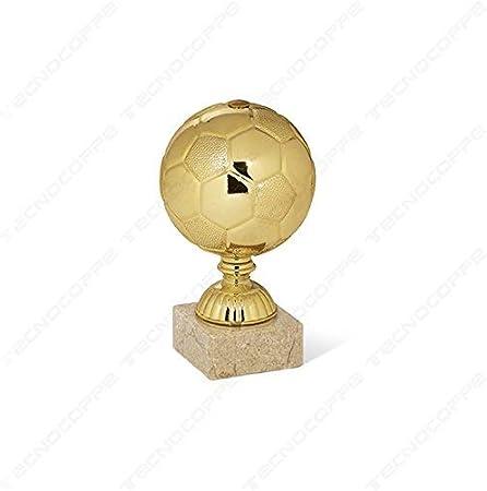Tecnocoppe - Trofeo de máximo goleador de fútbol, altura: 17,50 cm ...