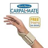 CarpalMate Professional Carpal Wrist Support Beige
