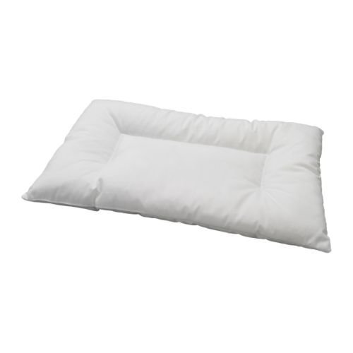 IKEA LEN Baby / Child's Pillow for Cot or Bed, White by LEN by LEN