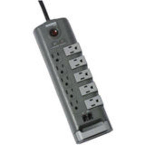 - Minuteman MMS Series 10 Outlet Surge Suppressor - Receptacles: 10 - 2880J
