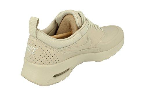Nike Vrouwen Air Max Thea Pinnacle Running Trainers 839611 Schoenen Van Licht Bone Sail 001