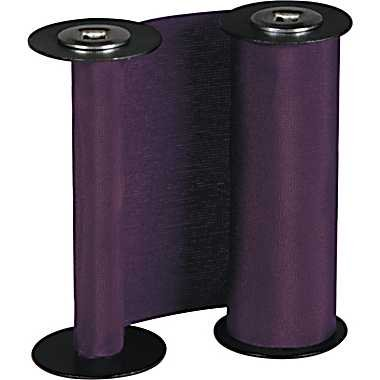 Acroprint ET and ETC Time Stamp Ribbon, Purple Ink, Premium Cotton, Compatible Replacement for 20-0137-000