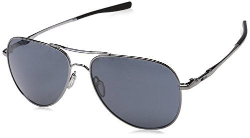 Oakley Metal Unisex Sunglass Aviator, GUNMETAL 60 mm for sale  Delivered anywhere in USA