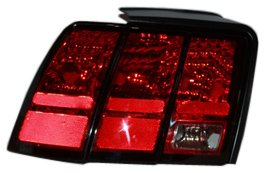 (TYC 11-5368-01 Ford Mustang Driver Side Replacement Tail Light Assembly)