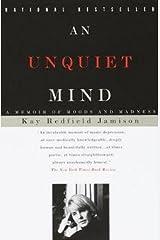 Kay Redfield Jamison: An Unquiet Mind (Paperback); 1997 Edition Paperback