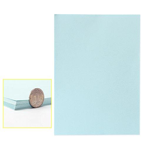 Cotyledon A4 Sticker Paper sheet for Laser Inkjet Printer, self-adhesive, multi-purpose, ideal for art & craft making,50sheets