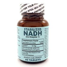 NADH(Stabilized) 5mg 60ct Tabs by Professional Formulas