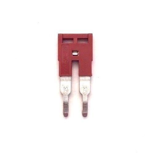 Dinkle DSS2.5N-02P DIN Rail Terminal Block Press-Fit Jumper (Pack of 50)