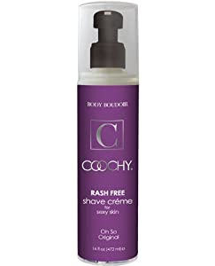 Coochy body rashfree shave creme - 16 oz Oh So Original