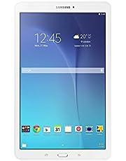 Samsung Galaxy Tab E Tablet, Bianco, 9.6, 8 GB Espandibili, WiFi [Versione Italiana]