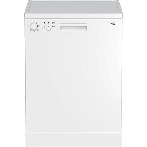 31iiKdkUGXL. SS500 Haz clic aquí para comprobar si este producto es compatible con tu modelo BEKO-Lavavajillas BEKO DFN05321W Color Blanco