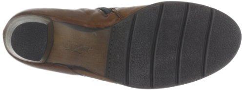 Semler M40903-013-047 - Botines chelsea de cuero mujer marrón - Braun (cognac 047)