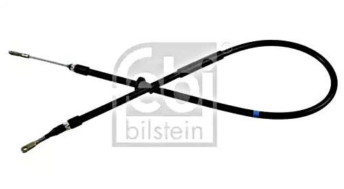 Parking Brake Cable Front RHD FEBI For MERCEDES Vito 638/2 W638 6384200585