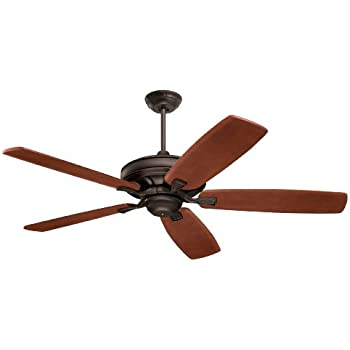 Hunter 59052 contemporary palermo ceiling fan with five cherrymaple emerson ceiling fans cf788orb carrera grande eco indoor outdoor ceiling fan with 6 speed wall control energy star and damp rated blades sold separately aloadofball Gallery