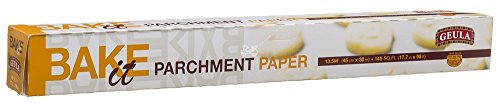 Geula Bake It Parchment Paper. Pack Of 3.