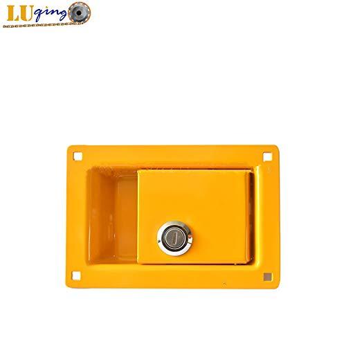 LUQING Excavator Cab Door Lock 14506769 VOE14506769 for Volvo Excavator EC360 EC460 D12 Diesel Engine by LUQING (Image #3)