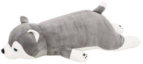LivHeart Nemu Nemu Animals Husky ''Mint'' Body Pillow (L) 48768-72 from Japan by Livheart (Image #2)