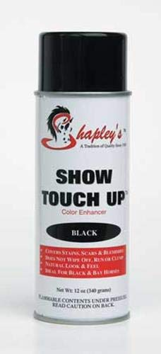 - Shapley's Show Touch Up Color Enhancer, Black 10 Oz
