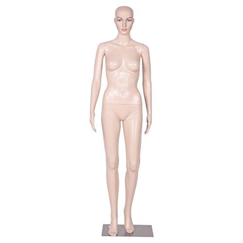 Giantex Plastic Mannequin Realistic Display