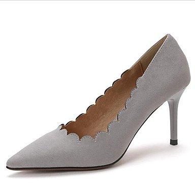 Zormey Tacones Mujer Primavera Verano Otoño Zapatos Club Comfort Fleece Oficina &Amp; Carrera Parte &Amp; Traje De Noche Stiletto Talón Caminando US6 / EU36 / UK4 / CN36