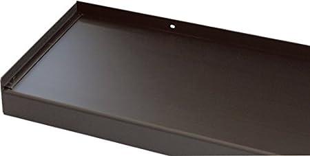 Ohne Seitenteile Silber Fensterbank Fensterbrett 150 mm Tief 1500 mm Lang