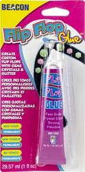 Flip Flop Glue - Bulk Buy: Beacon Flip Flop Glue 1 Ounce FF1OZ (3-Pack)