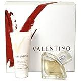 Valentino V by Valentino for Women. Gift Set ( Eau De Parfum Spray 1.6 Oz + Body Lotion 2.5 Oz)