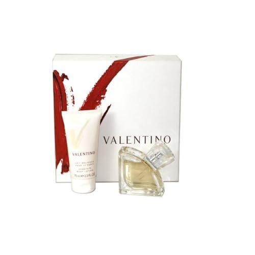 Valentino V by Valentino for Women. Gift Set (Eau De Parfum Spray 1.6 Oz