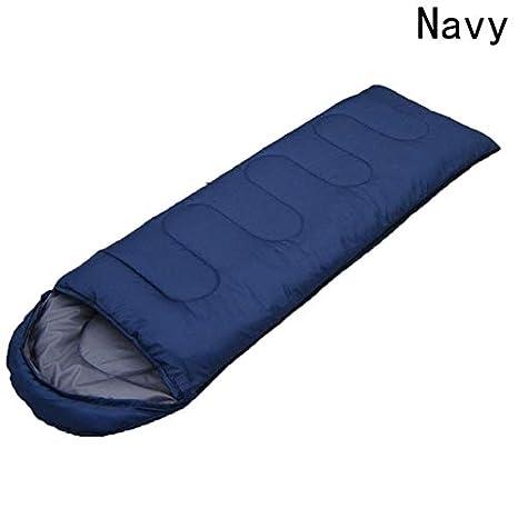 JSJDFPDC Saco de Dormir al Aire Libre la Camisa de Seda de poliéster único portátil Viajar