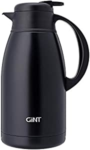 Amazon Giveaway GiNT SS Thermal Coffee Carafe with Lid