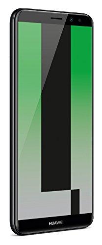 Huawei Mate 10 Lite (GSM Only, No CDMA) Smartphone 5,9 Inches, Octa Core, 64 GB ROM, 4 GB RAM, 16 MP Camera, LTE, Dual Sim, Graphite Black