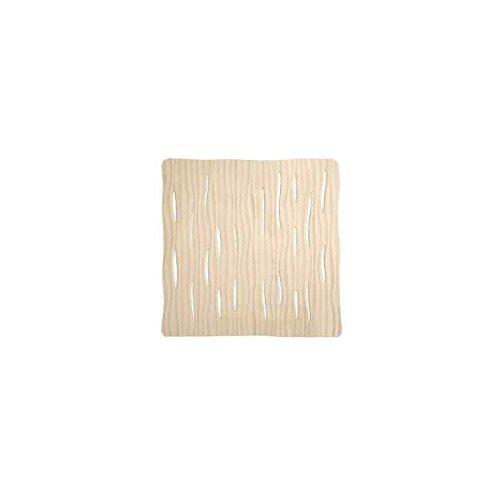 Gedy CO54540330 doccia antiscivolo, Beige, G-Sabbia 55 X 55 Cm