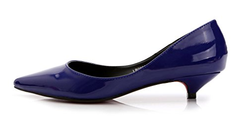 patent donna leather Classico dk CAMSSOO blue xIO741Ow