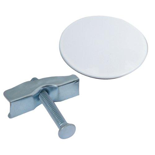 BrassCraft SF1797 Sink Hole Cover 1-3/4-Inch Diameter, White