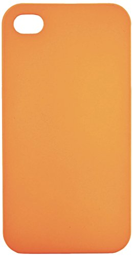 Telileo Back Case - Apple iPhone 4 - Orange