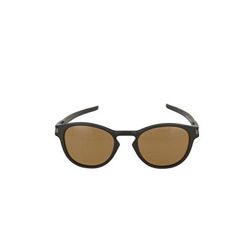 Oakley matte Noir De Homme Latch Soleil bronzepolarized Black Lunettes pr7qawp
