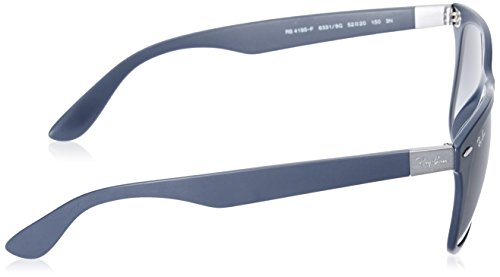 Dark Rb4195f Sunglasses Matte ban Blue Ray IAwqYZ