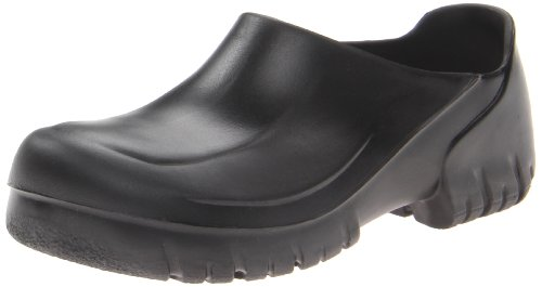 Birkenstock Unisex Professional A 640 Steel Toe Pu Steel Toed Work Boot,Black,42 EU/Women's 11-11.5, Men's 9-9.5 M US (Professional Birkenstock Clogs)