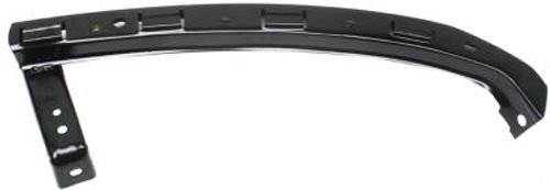 (DAT AUTO PARTS Front Bumper Cover Stiffener Replacement for 01-03 Honda Civic Coupe and 4DR Sedan Models Black Right Passenger Side HO1089108)