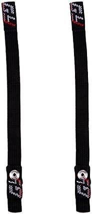 2 Pack Hockey Helmet Chin Strap Replacement - Ice Hockey Equipment Accessories