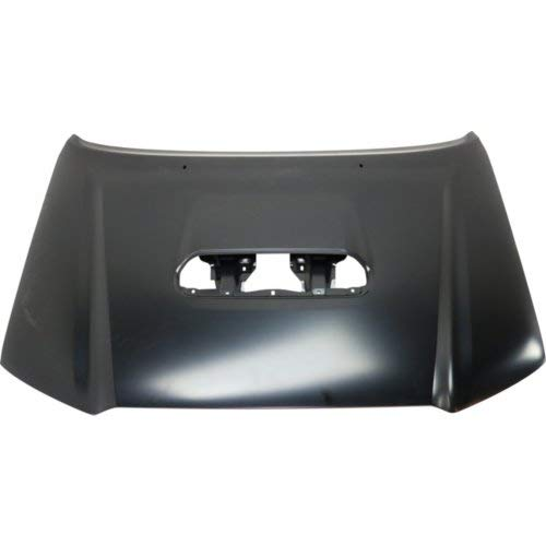 Hood Compatible with Toyota Tacoma 2012-2015 with Scoop Provision (Toyota Hood Scoop)