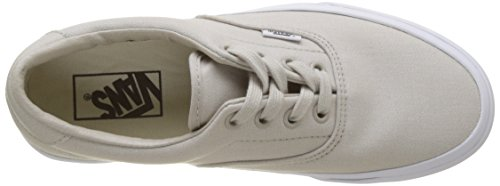 Vans Unisex Adults' Era 59 Trainers Beige (Suiting) Silver Lining/True White Q75) free shipping low shipping enjoy for sale get authentic cheap online cheap sale footlocker finishline buy cheap official IkAg6