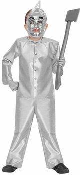 Child's Classic Tin Man Costume (Large 12-14) (The Wizard Of Oz Tin Man Kids Costume)